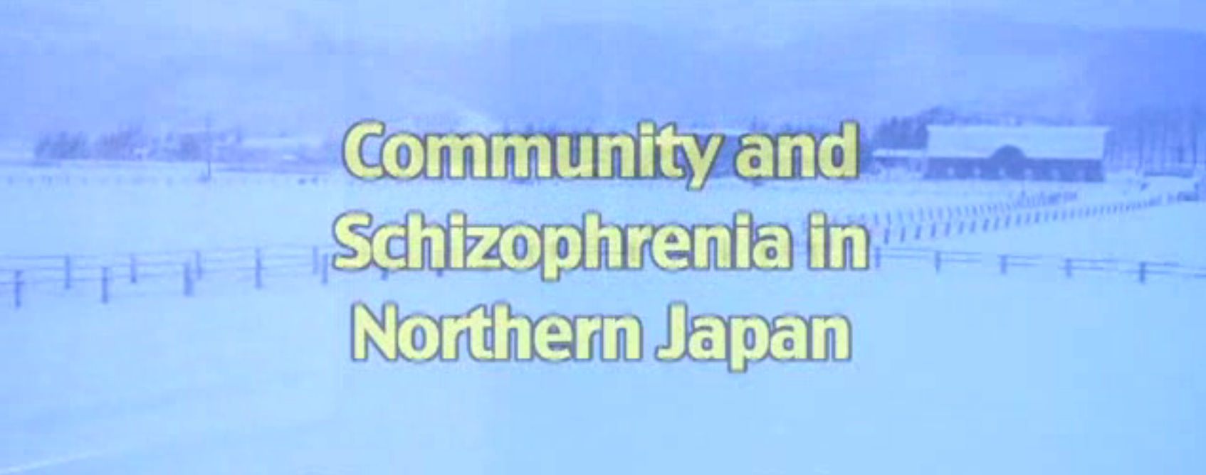 """Review of """"Bethel: Community and Schizophrenia in Northern"""